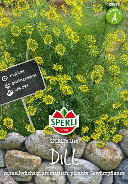 Dill SPERLING´s Liso
