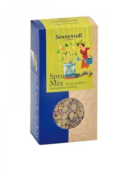 Bio-Keimsprossen Sprossen Mix