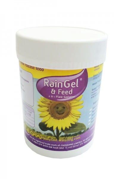 RainGel Wasser-Speicherpulver mit Langzeitdünger
