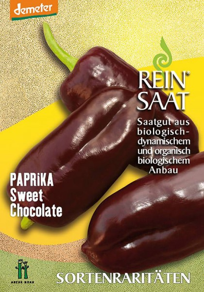 Paprika Sweet Chocolate