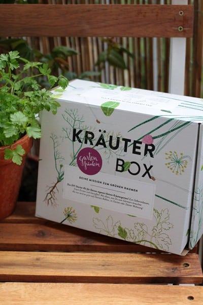 Kräuter-Box