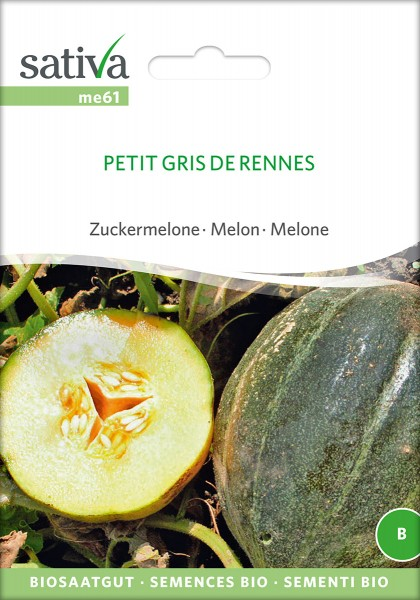 Melone Gris de Rennes