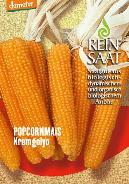 Popcornmais Kremgolyo