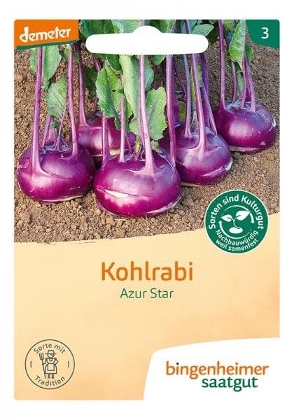 Kohlrabi Azur Star
