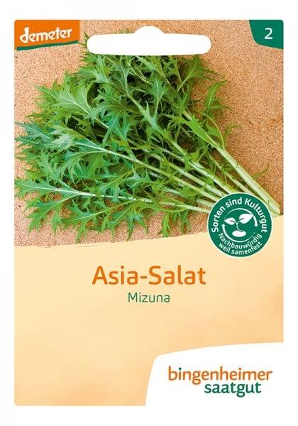 Mizuna Asia Salat