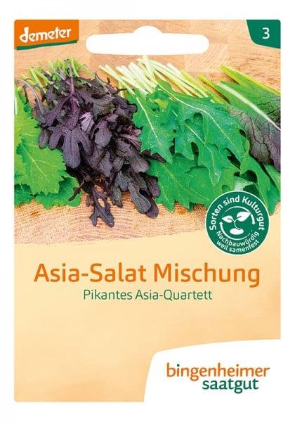 Pikantes Asia-Quartett