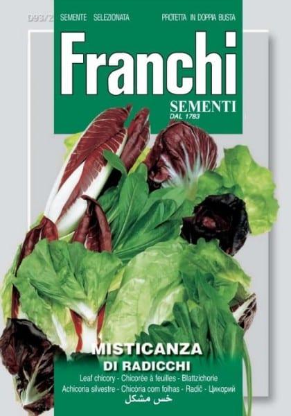 Salatmischung Misticanza Radicchio