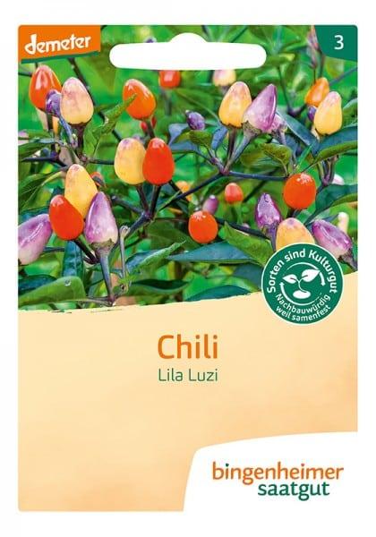 Peperoni Lila Luzi