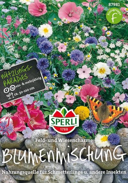 Blumenmischung Feld- und Wiesencharme