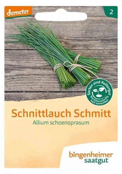 Schnittlauch mittelgrobröhrig Schmitt